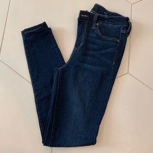 Liverpool Skinny High Waisted Jeans
